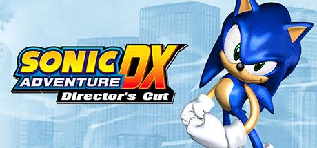 Sonic Adventure DX Banner