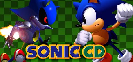 Sonic CD (1996) Banner