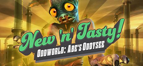 Oddworld: New 'n' Tasty! Banner