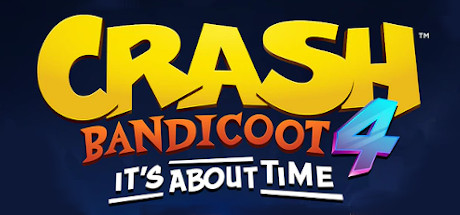 Crash Bandicoot 4: It's About Time Banner
