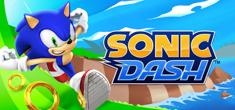 Sonic Dash Banner