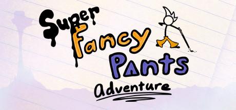 Super Fancy Pants Adventure Banner