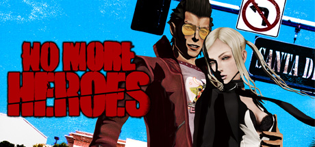No More Heroes (Switch) Banner