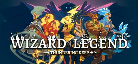 Wizard of Legend Banner