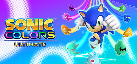 Sonic Colors: Ultimate Banner