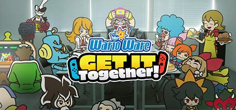 WarioWare: Get It Together! Banner
