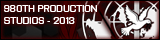 980th Production Studios banner