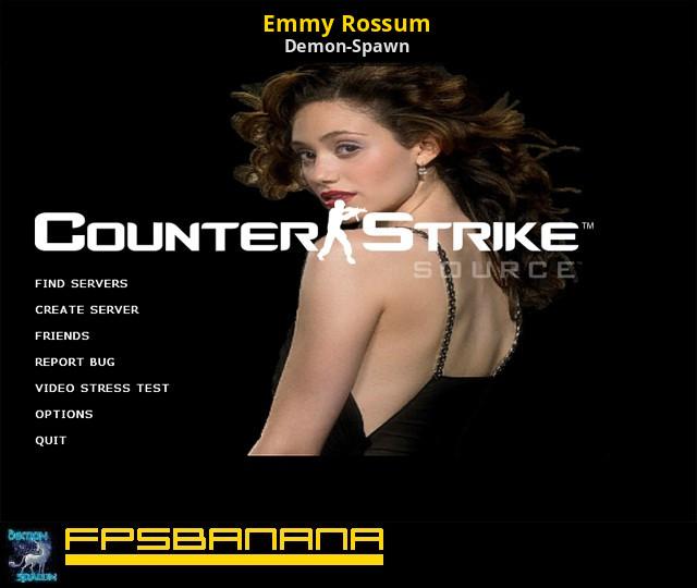 Emmy rossum ass