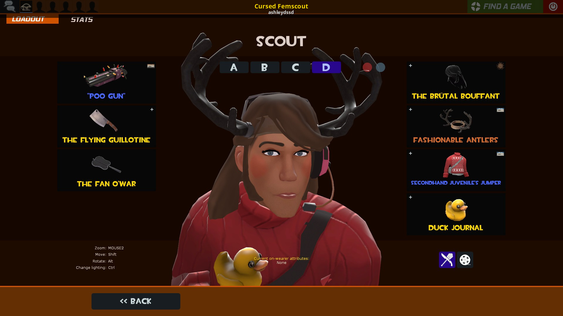 Tf2 Antlers