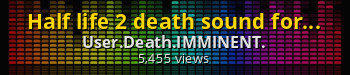 Half Life 2 Death Sound For Oof Roblox Sound Mods