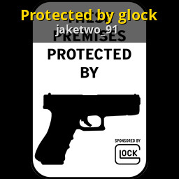 Protected By Glock Counter Strike Source Sprays