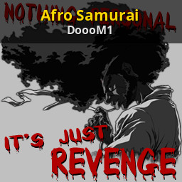 Afro Samurai Counter Strike Source Sprays