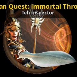 Titan Quest Immortal Throne Build Chasse Terre