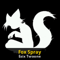 download fox sprayed by - photo #3