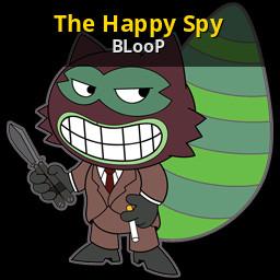 The Happy Spy Team Fortress 2 Gt Sprays Gt Cartoons