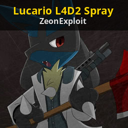 Lucario L4d2 Spray Source Engine Sprays