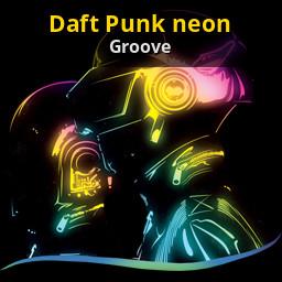 Daft Punk Neon Gamebanana Sprays