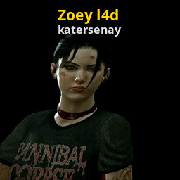 Zoey L4d Source Engine Sprays