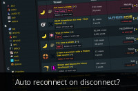 Csgo cant reconnect ELI5 Why