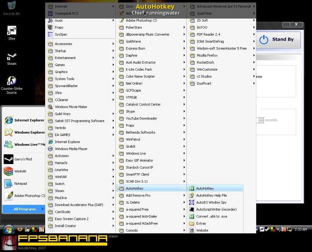 AutoHotkey [GameBanana] [Modding Tools]