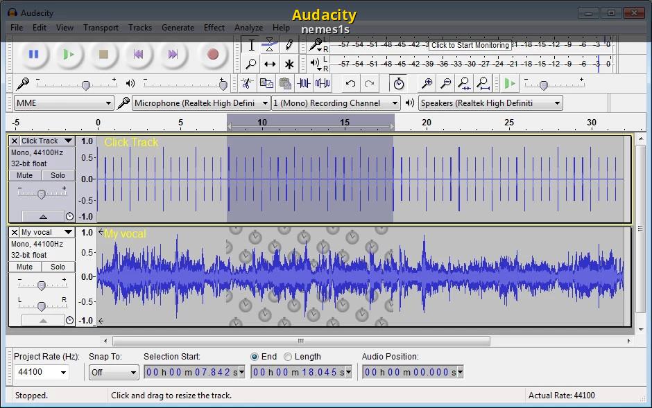 Audacity [GameBanana] [Modding Tools]