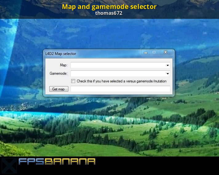 Download : Map and gamemode selector | Left 4 Dead 2 Modding