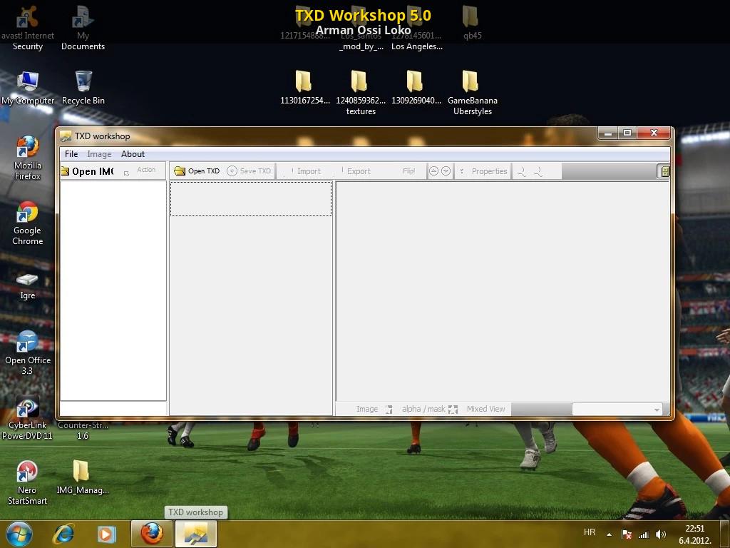 TXD Workshop 5 0 [Grand Theft Auto: San Andreas] [Modding Tools]
