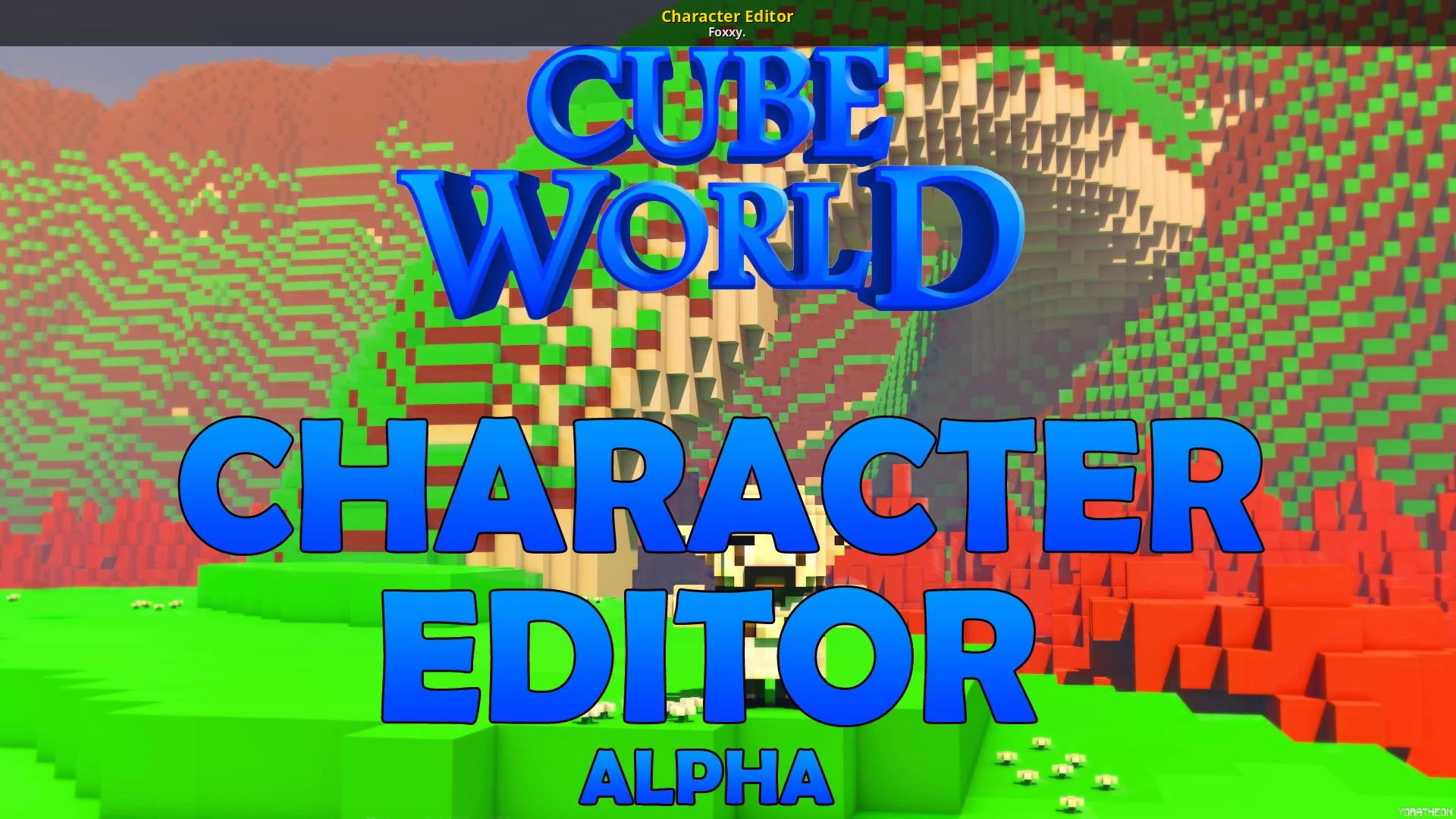 Character editor cube world modding tools gumiabroncs Image collections