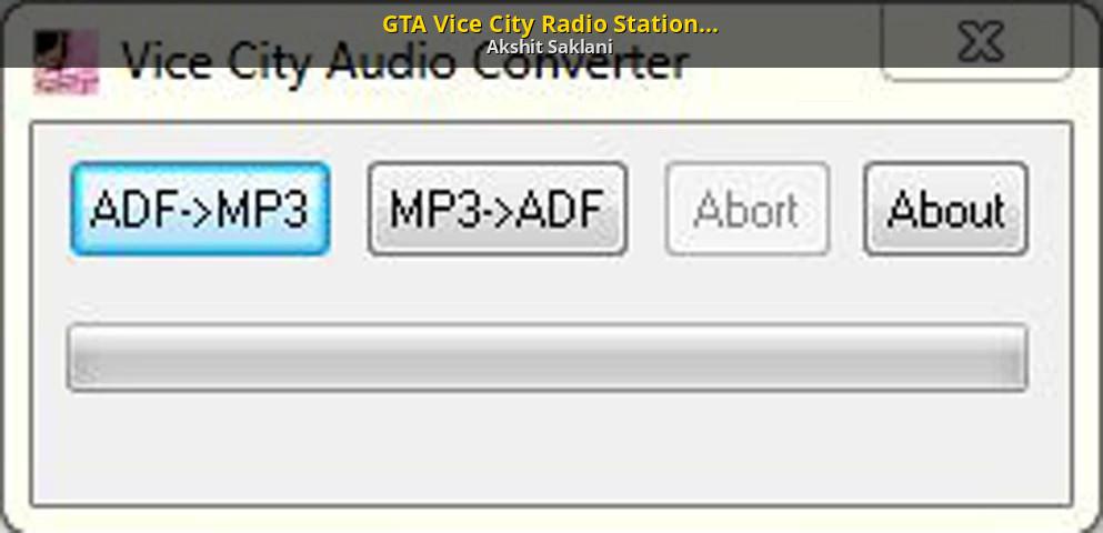 Gta vice city fever 105 fm tamil radio station download kingsbool.