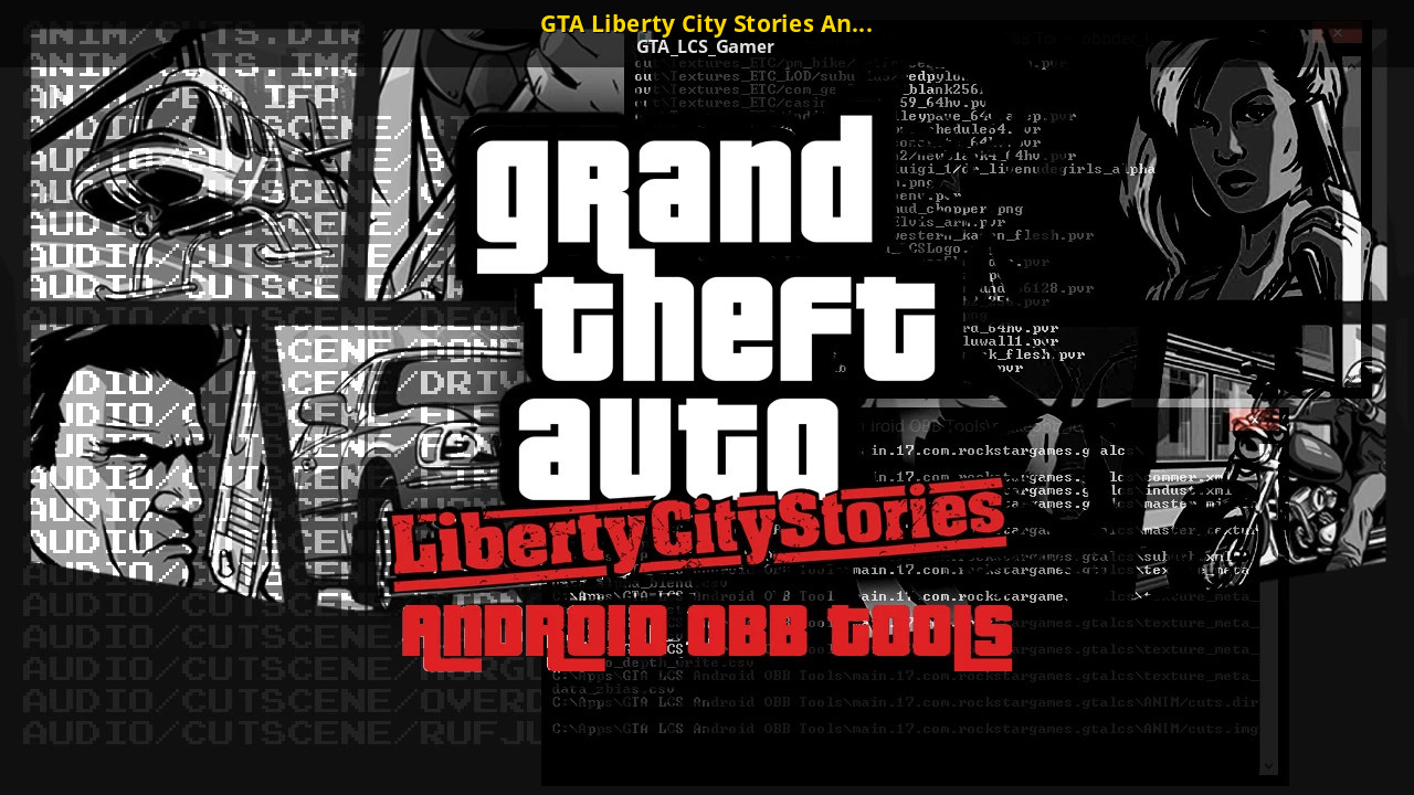 Download gta liberty city stories lite mod apk | GTA