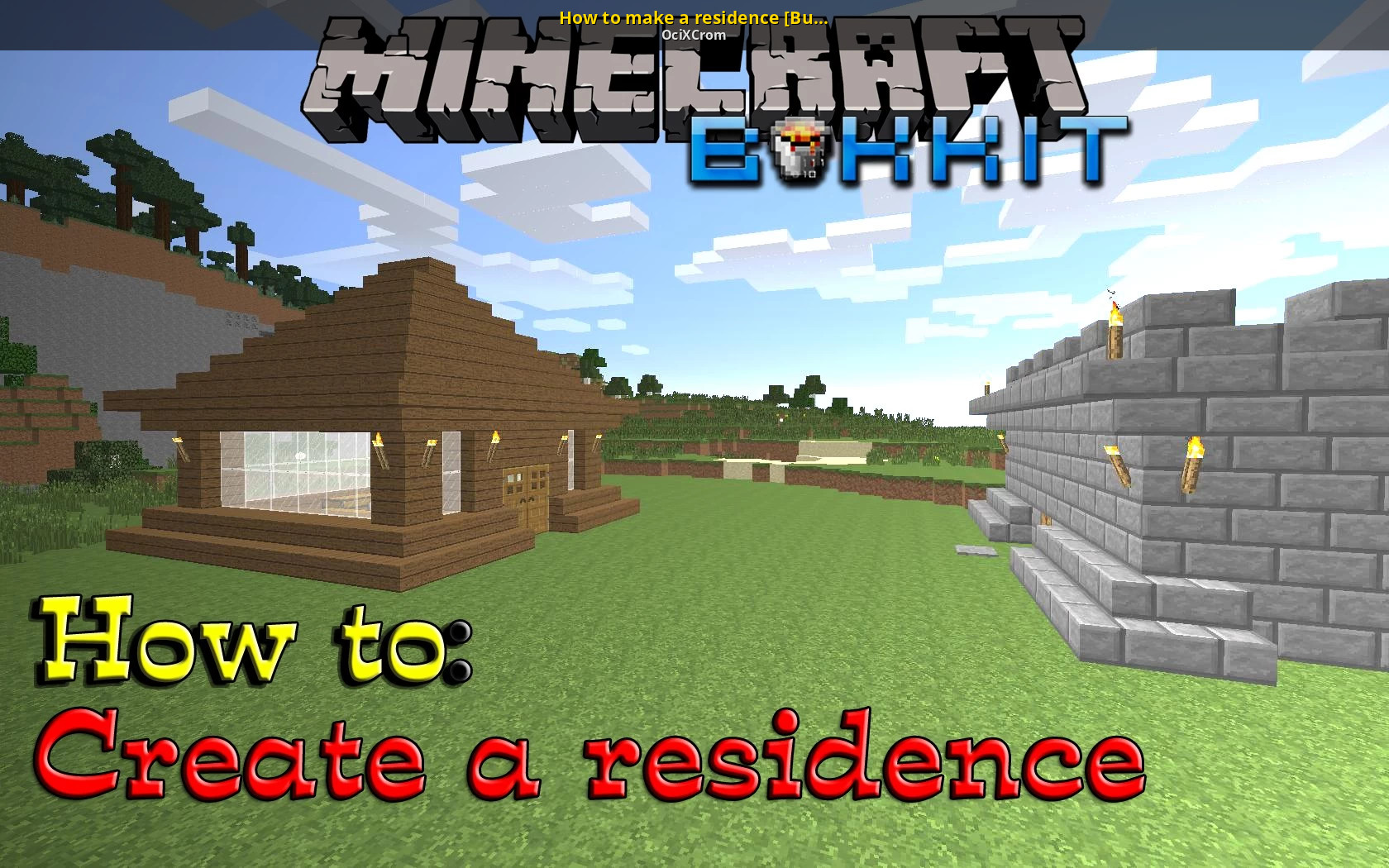 How To Make A Residence Bukkit Plugin Residence Minecraft Tutorials - Minecraft teleport player to mob