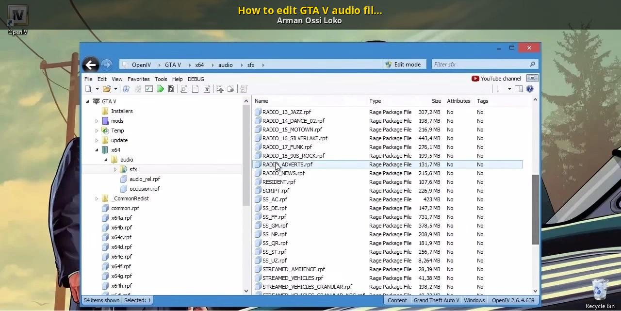 download gta v rpf files