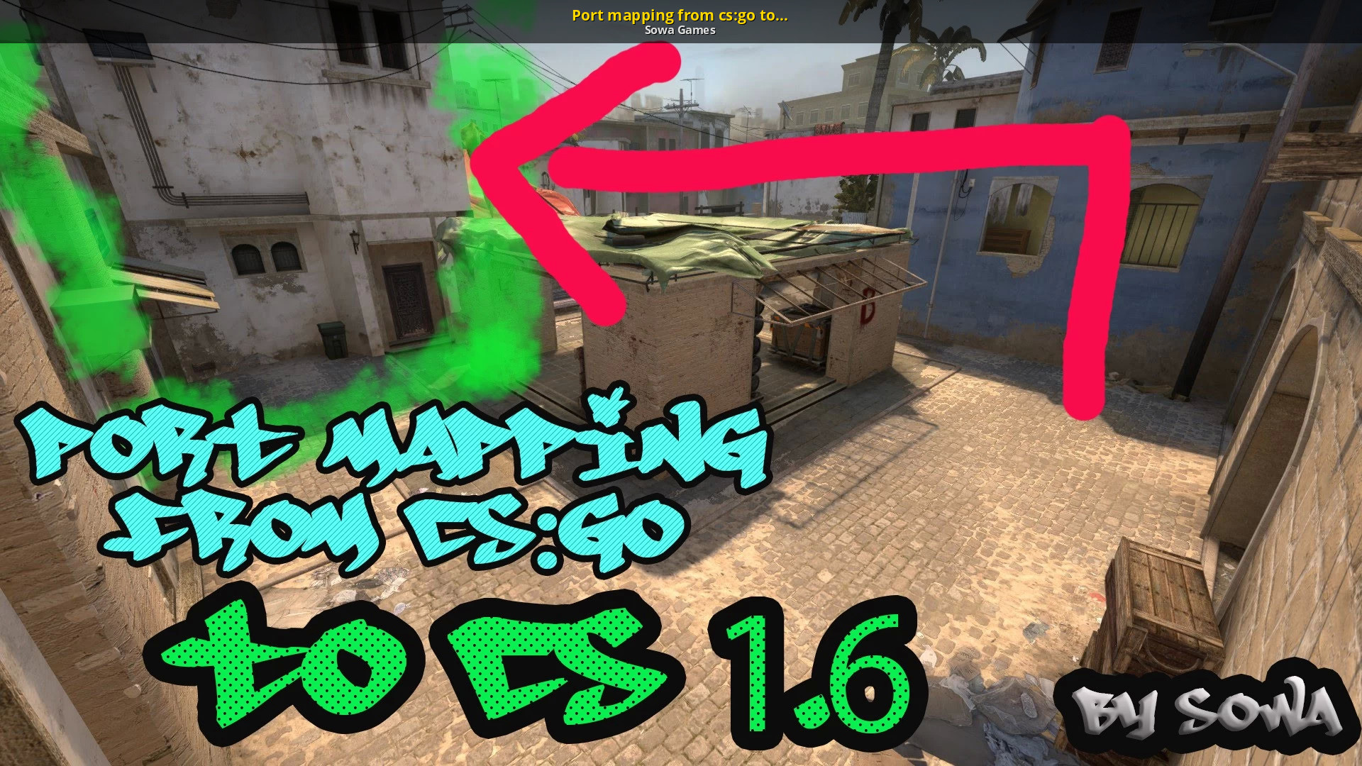 how to change game type in cs go