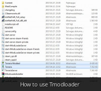 How to use Tmodloader [Terraria] [Tutorials]