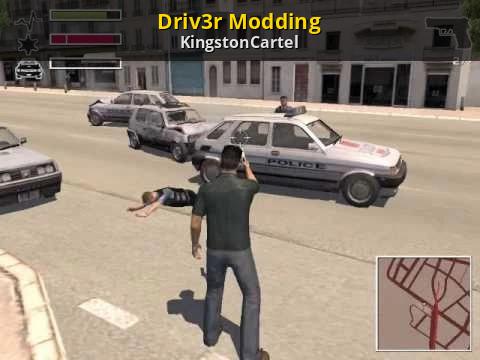 Driv3r Modding Driver 3 Tutorials