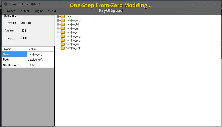 One Stop From Zero Modding Guide Super Smash Bros Wii U Tutorials