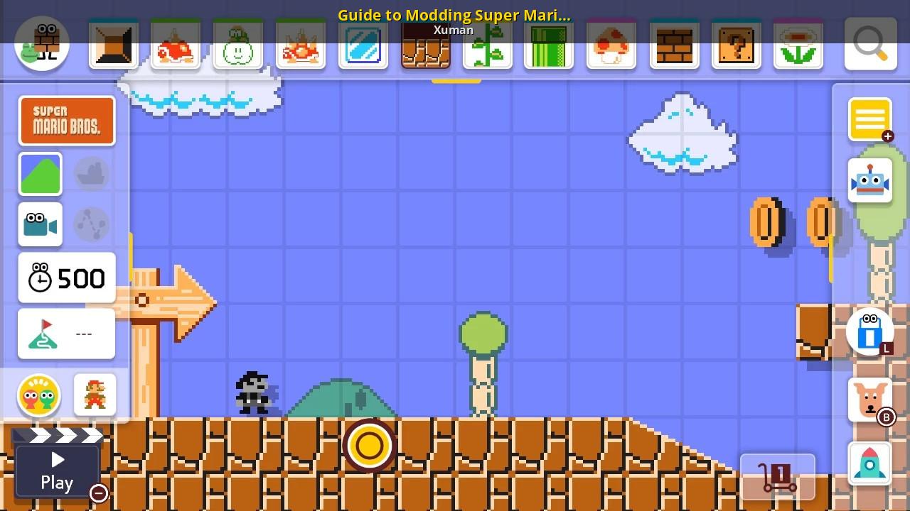 Guide to Modding Super Mario Maker 2 [Ver 2 0] [Super Mario
