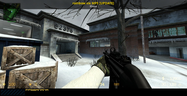 Mp5 software update