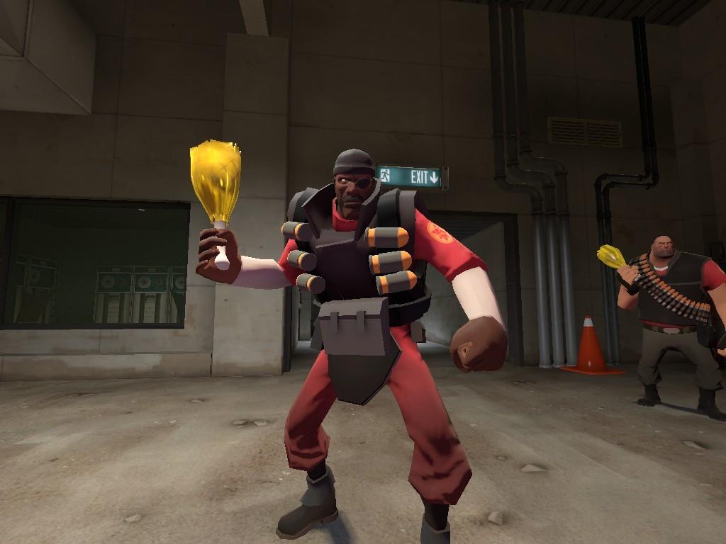 Thy Golden Ham! [Team Fortress 2] [Mods]