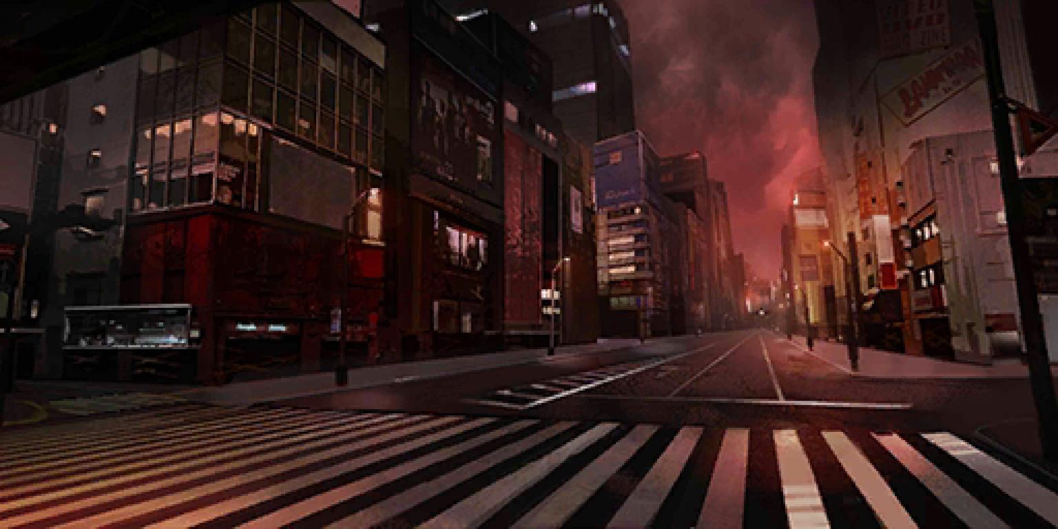 Shin Megami Tensei IV Tokyo Streets [M.U.G.E.N] [Mods]