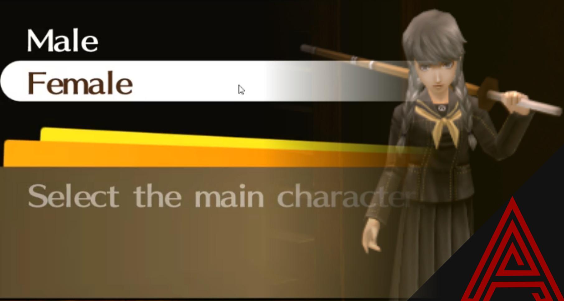 6 female protagonist persona Persona 6