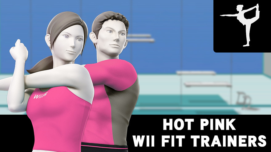 Hot trainer wii fit (onf